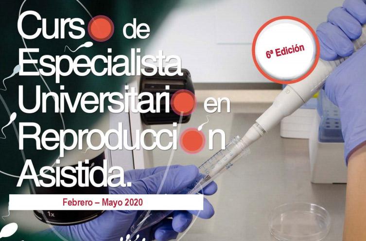 La  UEX oferta el curso de Especialista Universitario en Reproducción Asistida